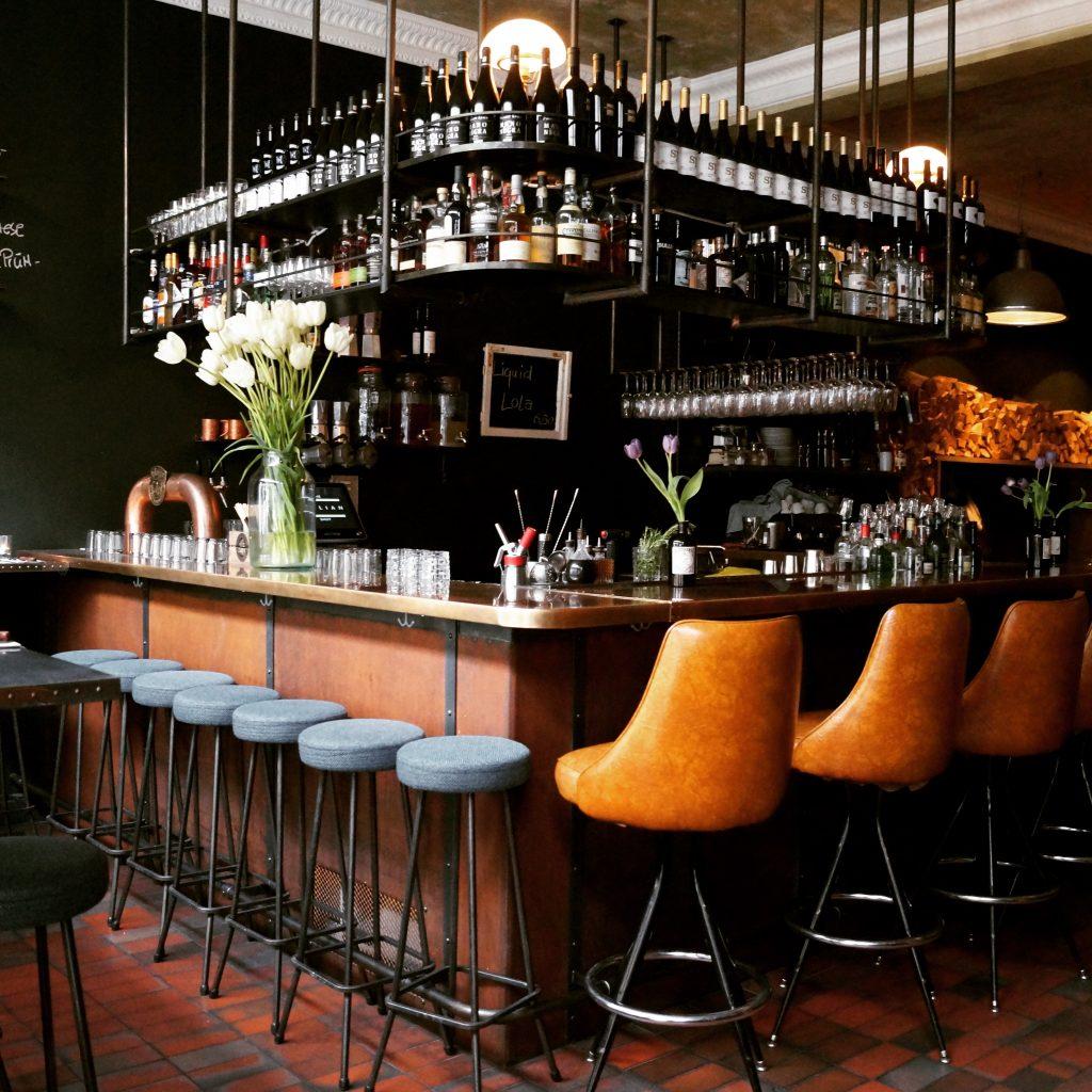 Bar The Italian Shot