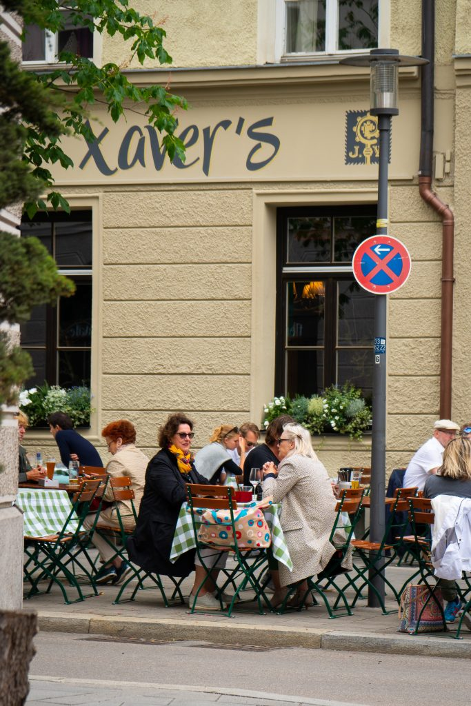 Xavers-Wirtshaus-Rumfordstraße