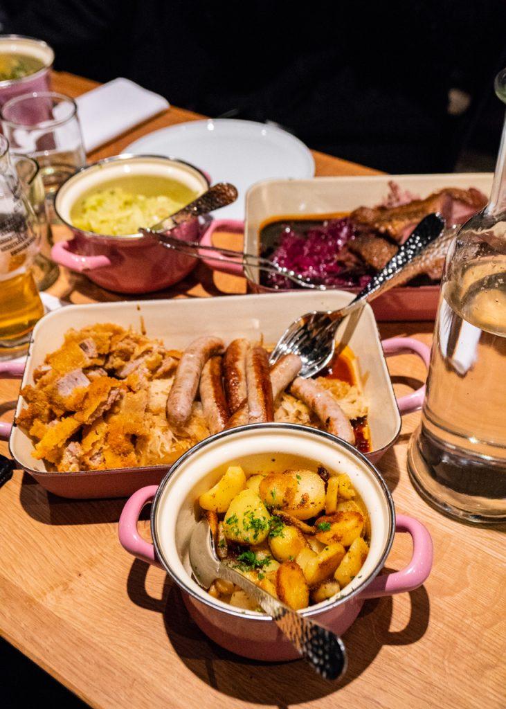 Restaurant Irmi Goethestrasse München